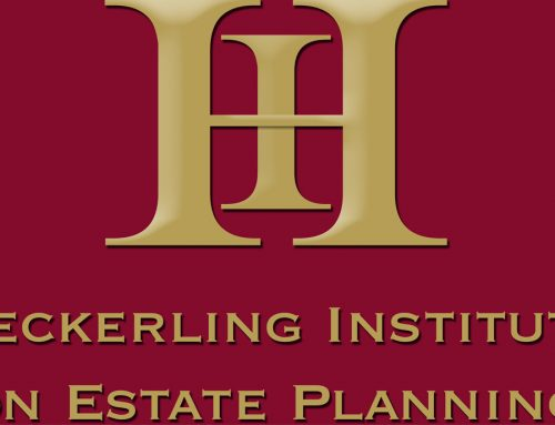 Join ITM TwentyFirst at the 53rd Annual Heckerling Institute of Estate Planning