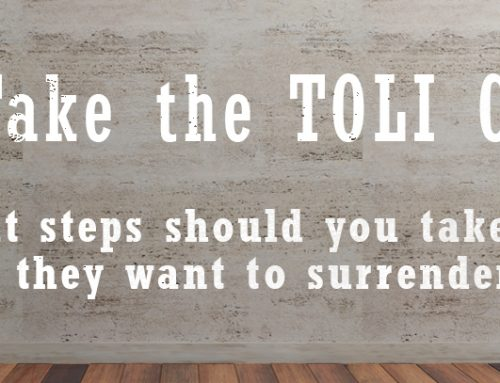 Take the TOLI Challenge: Can You Answer This?